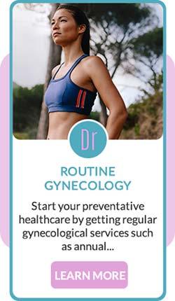 Routine Gynecology - Dr Richard Beyerlein MD in Eugene, OR