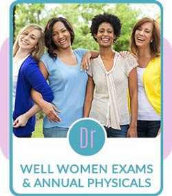 Well Women Exams & Annual Physicals - Dr Richard Beyerlein MD in Eugene, OR